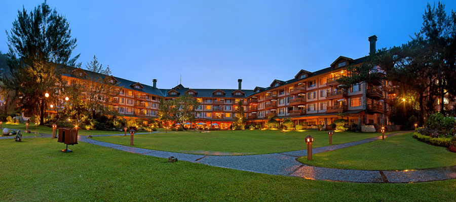 Manor Camp John Hay Baguio