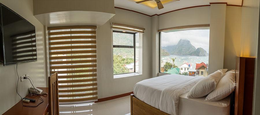 Coral Cliff Hotel El Nido Palawan