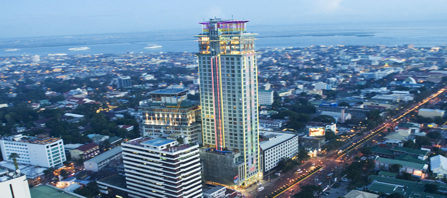 Crown Regency Hotel Towers Cebu