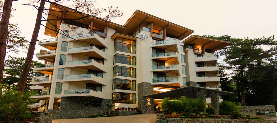 Grand Sierra Pines Hotel Baguio