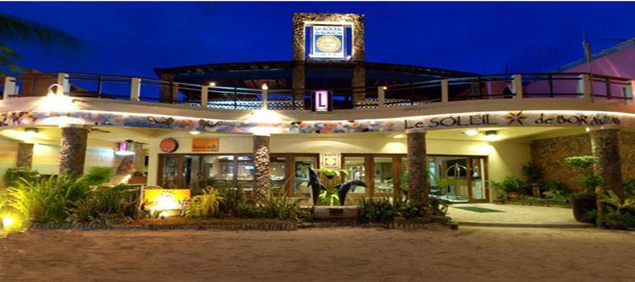 Le Soleil de Boracay Resort
