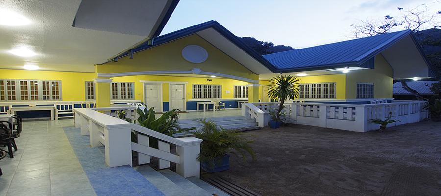 MaryGold Beachfront Inn El Nido Palawan