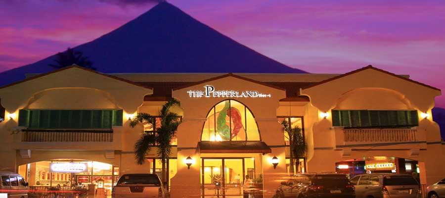 Pepperland Hotel Legazpi